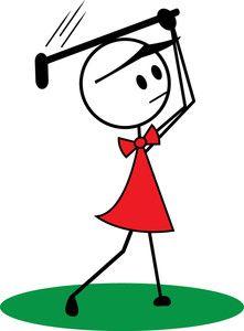 221x300 Halloween Golf Cliparts 218961