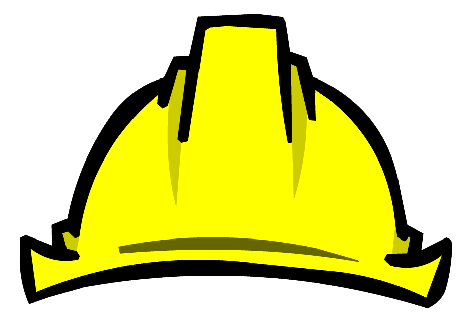 921x632 Hard Hat Silhouette Clipart