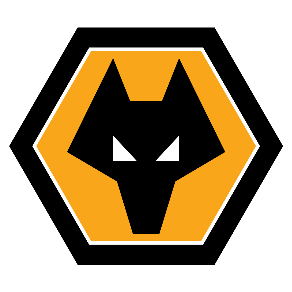 1200x1200 Wolverhampton Wanderers Fc Football Club Logo Vector Free Vector