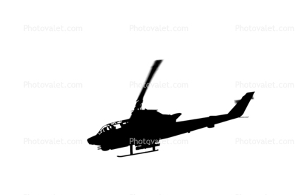 418x276 Bell Ah 1 Cobra Silhouette, Shape Images, Photography, Stock