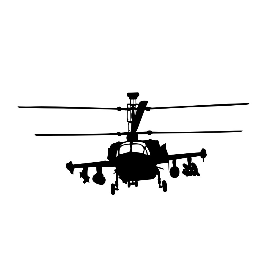 900x900 Cobra Helicopter Silhouette