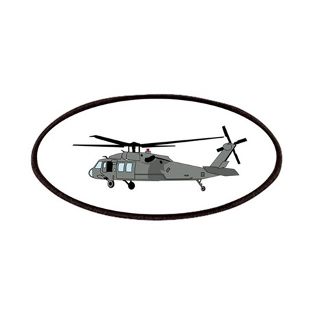 460x460 Helicopter Patches