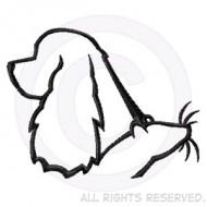 190x190 Cocker Spaniel Store Sew Dog Crazy