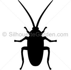 236x234 Cockroach Silhouette