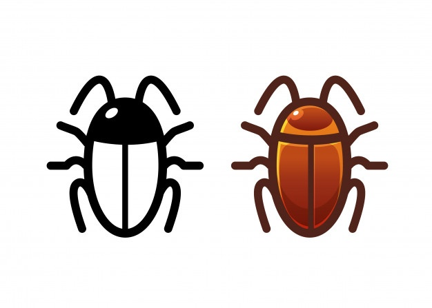 626x447 Cockroach Silhouette Vectors, Photos And Psd Files Free Download