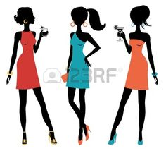 236x214 Image Result For Girl With Cocktail Silhouette Poster Ideas