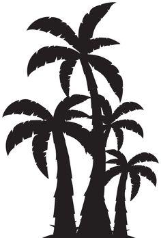 236x348 Free Svg Pdf Png Jpg Eps Palm Tree Silhouette Cricut