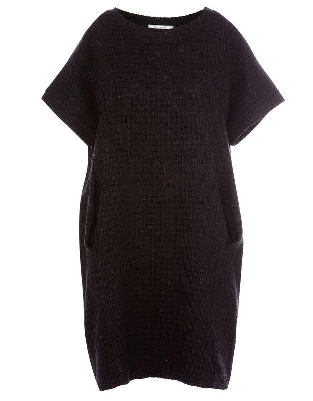 626x800 Cocoon Silhouette Tweed Dress Lovely Tweed, Tweed