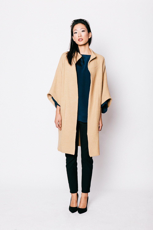 1000x1500 Cocoon Coat Elizabeth Suzann