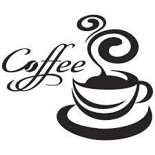 Coffee Bean Silhouette