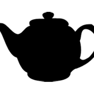 Coffee Pot Silhouette