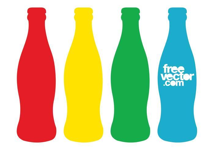 700x490 Colorful Beverage Contour Bottles