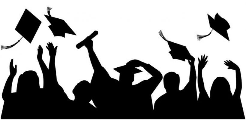 820x399 Graduation Clipart 2016 Grad Graduation Clip Art