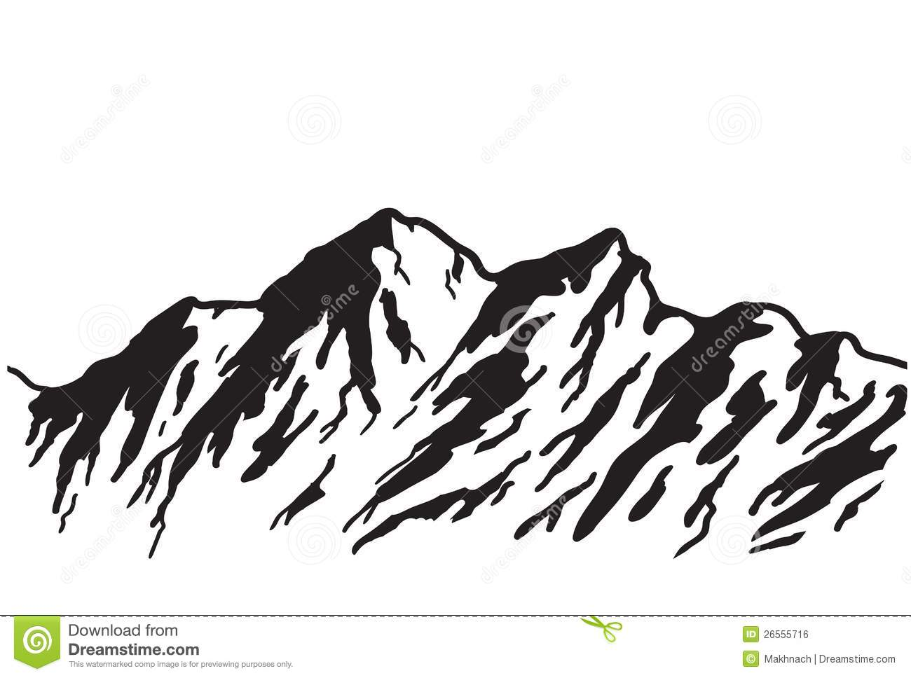 1300x968 Mountain Outline Drawings Related Keywords Amp Suggestions