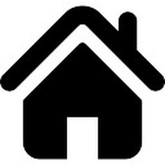 338x338 Home Icon Silhouette 318 85097