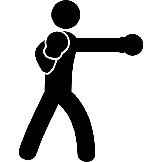 626x626 Fighting Silhouette Vectors, Photos And Psd Files Free Download