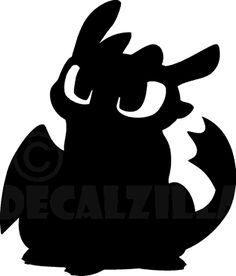 236x276 How To Train Your Dragon 2 Silhouette