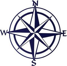 236x232 Compass Rose Map Illustration Compass Old Map Cartographers