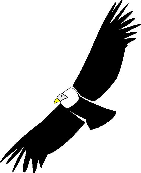 486x594 Condor Clip Art