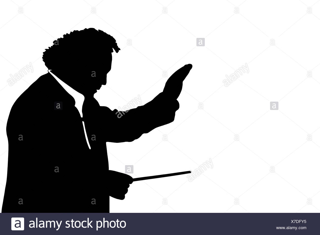 1300x955 Conductor Orchestra Illustration Stock Photos Amp Conductor