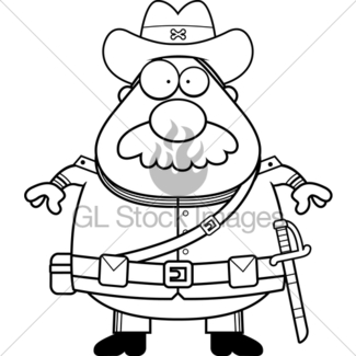 325x325 Confederate Soldier Gl Stock Images