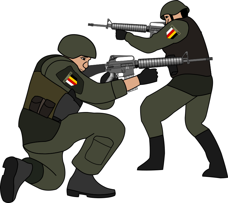 800x714 Soldier Clipart Soldier Shooting