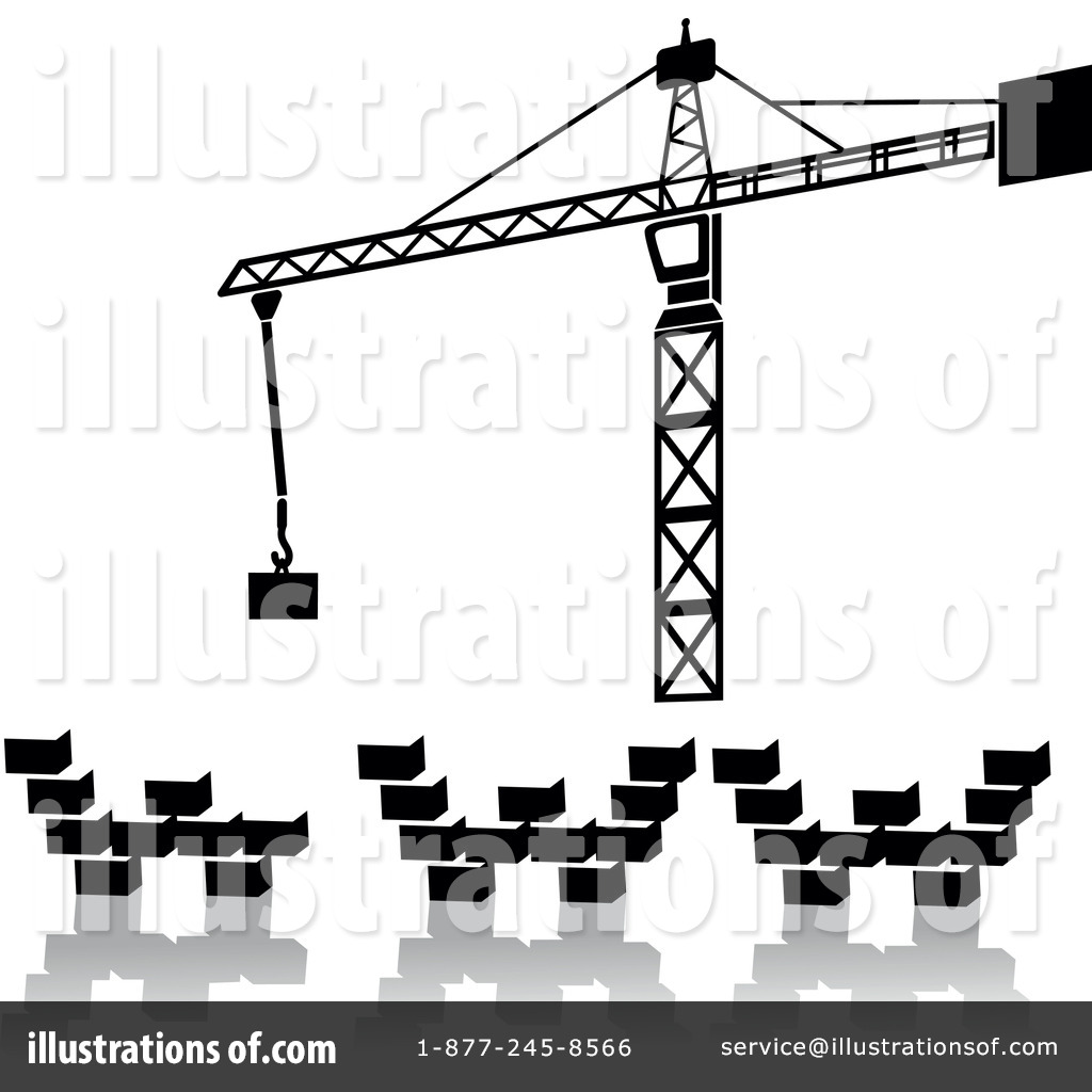1024x1024 Crane Clipart