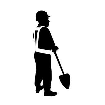 340x340 Free Silhouette Vector