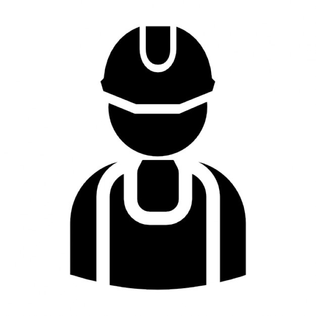 626x626 Construction Workers Silhouette Vectors, Photos And Psd Files