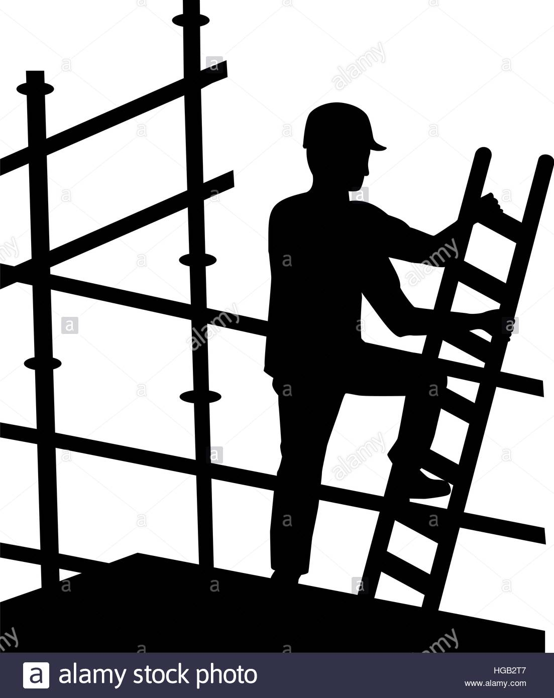 1103x1390 Scaffolding Stock Vector Images