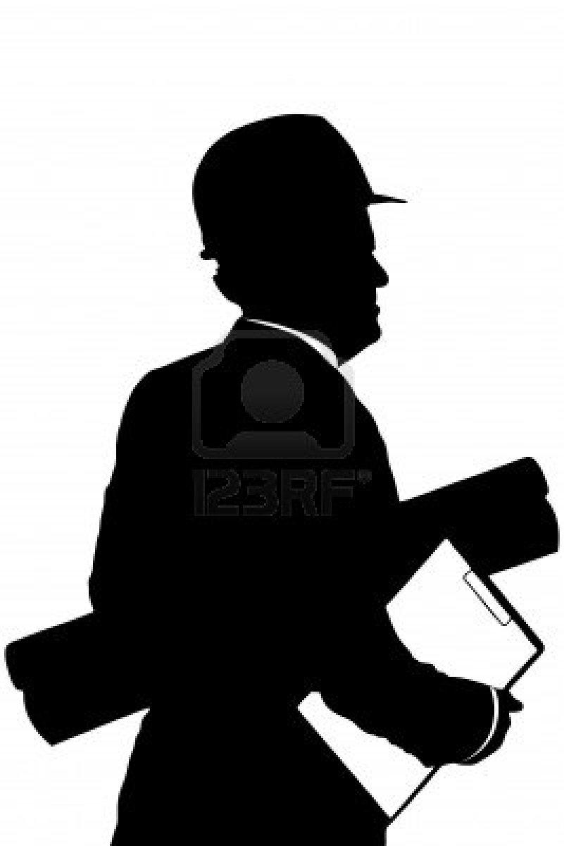 801x1200 Worker Silhouette