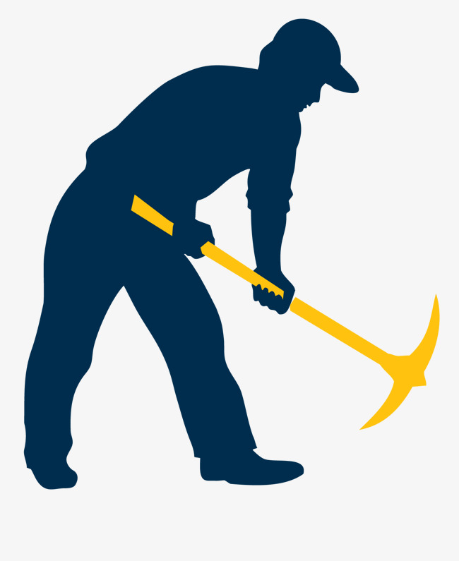 650x795 Construction Workers Silhouette, Renovation Worker, Decoration