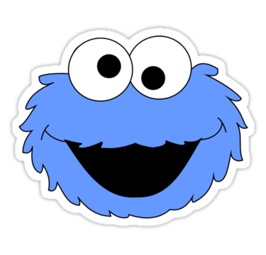 375x360 Cookie Monster 0 Images About Sesame Street Clipart On Big Bird