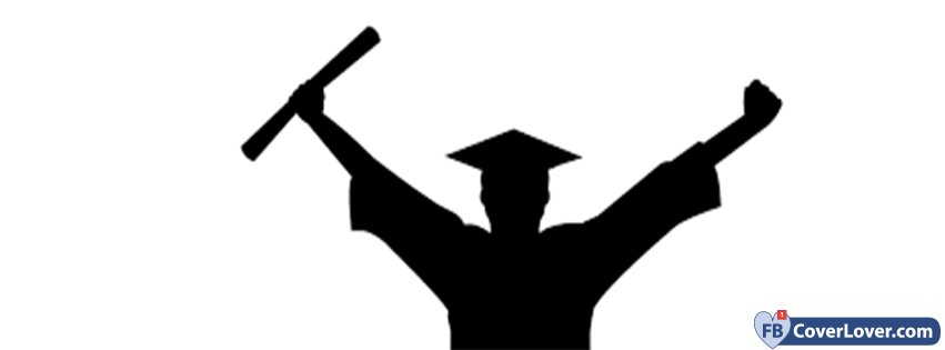 851x315 Graduate 1 Holidays And Celebrations Facebook Cover Maker