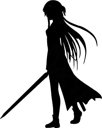 357x450 Sword Art Online Anime