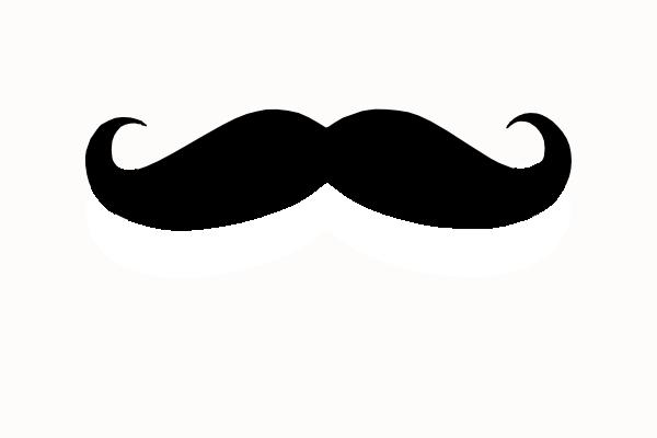 600x400 Cool Clipart Moustache