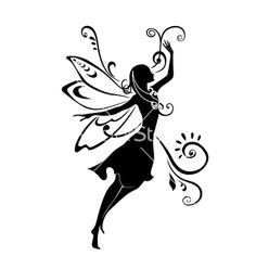 236x248 Image Result For Cool Silhouette Designs Eclectic Butterfly