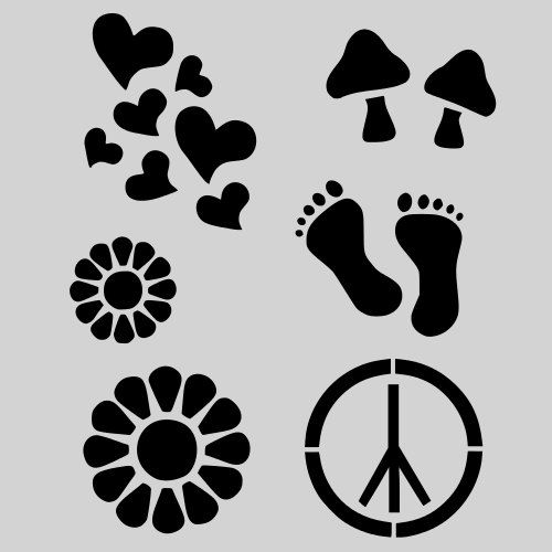 500x500 Stencils For Crafts For Free 33 Best Me Images On Good
