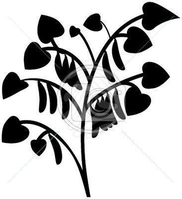 367x400 Korn Clipart Soybean Plant
