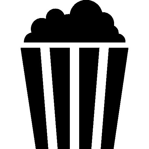 512x512 Popcorn, Salty, Cinema, Food, Corn, Movies Icon