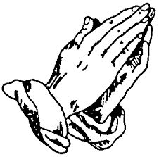 226x223 Praying Hands Silhouette Clipart