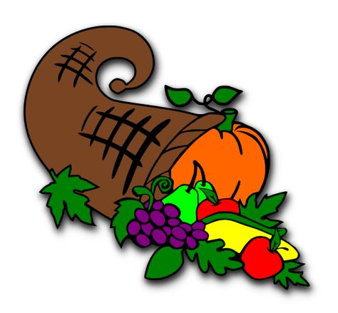 474x439 Thanksgiving Cornucopia Svg By The Lady Free Svg Amp Wpc