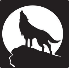 236x235 Free Clip Art Wolves Wolf Silhouette Psd Image