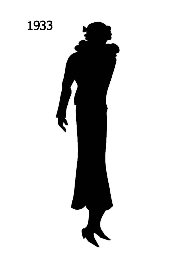 Costume Silhouette