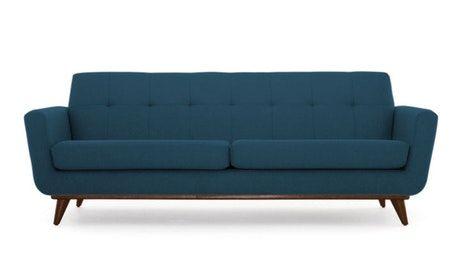 460x276 Joybird Sunbrella Premier Lagoon Color Hughes Sofa Furniture