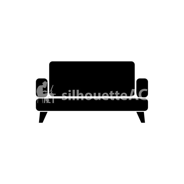 750x750 Free Silhouettes To Relax, Chair