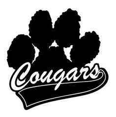 cougar silhouette clip art at getdrawings com free for personal rh getdrawings com cougar clipart black and white cougar clip art templates