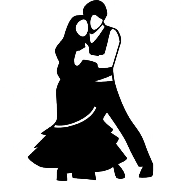 626x626 Flamenco Couple Dancing Icons Free Download