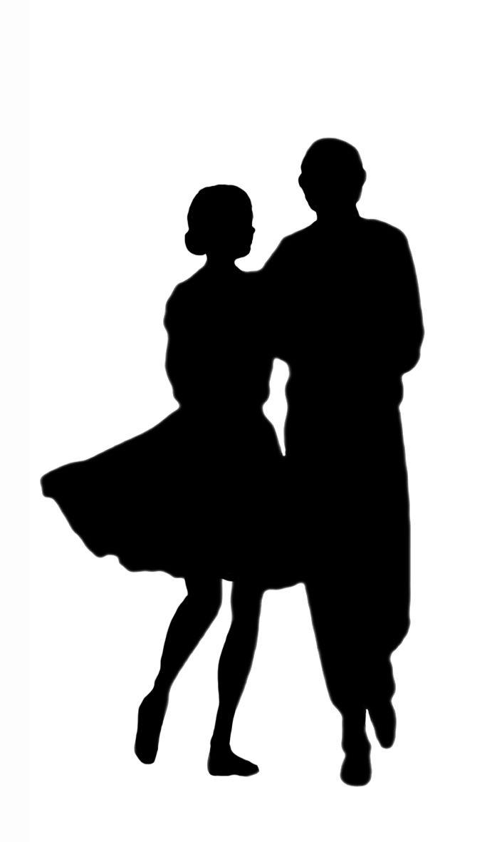 691x1181 Couple Dancing Silhouette Clip Art Photos 9.jpg Dans
