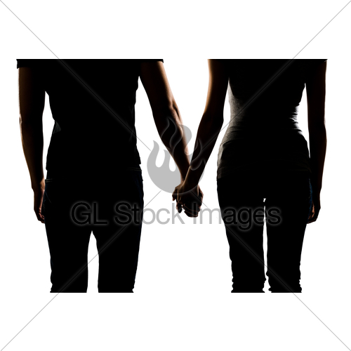500x500 Asian Couple Hold Hands Gl Stock Images